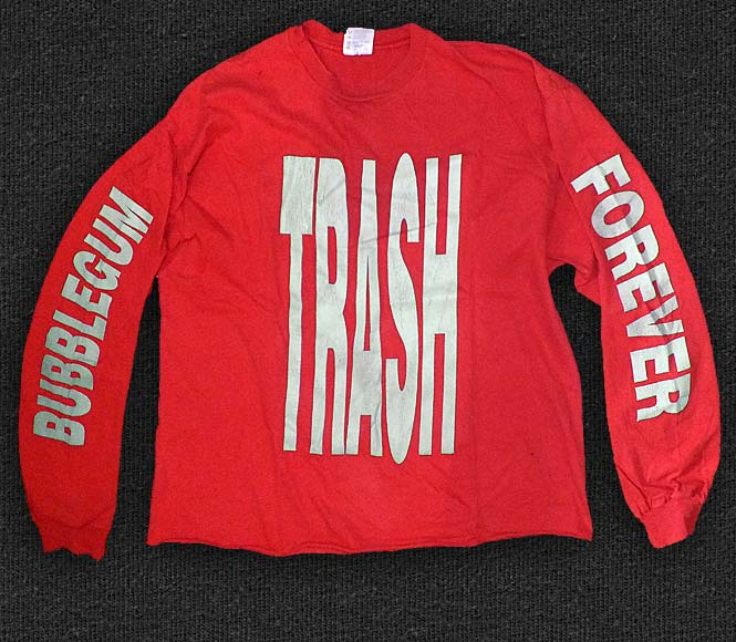 Rock 'n' Roll T-shirt - The Bates - Bubblegum Trash forever