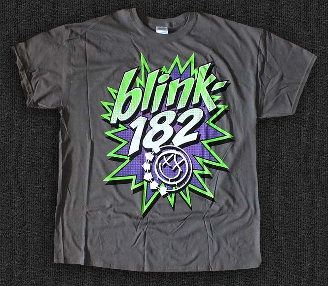 Rock 'n' Roll T-shirt - Blink-182 - POV