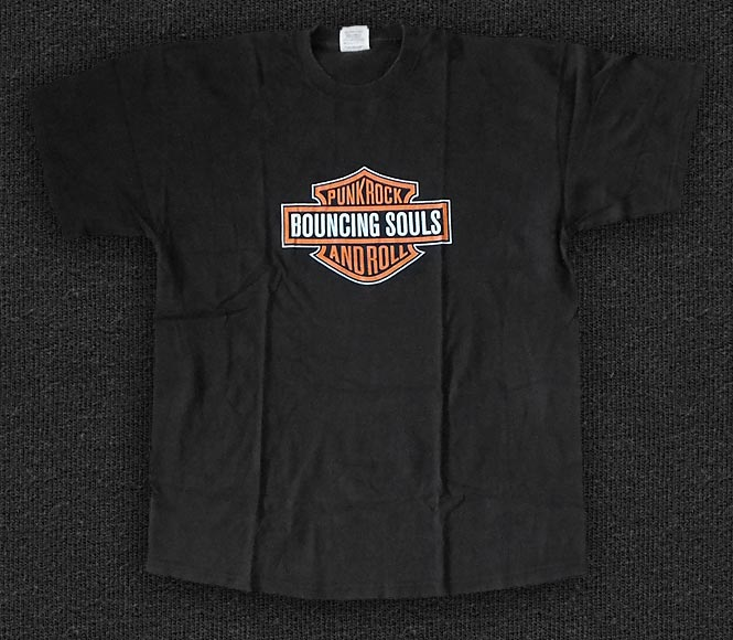 Rock 'n' Roll T-shirt - Bouncing Souls