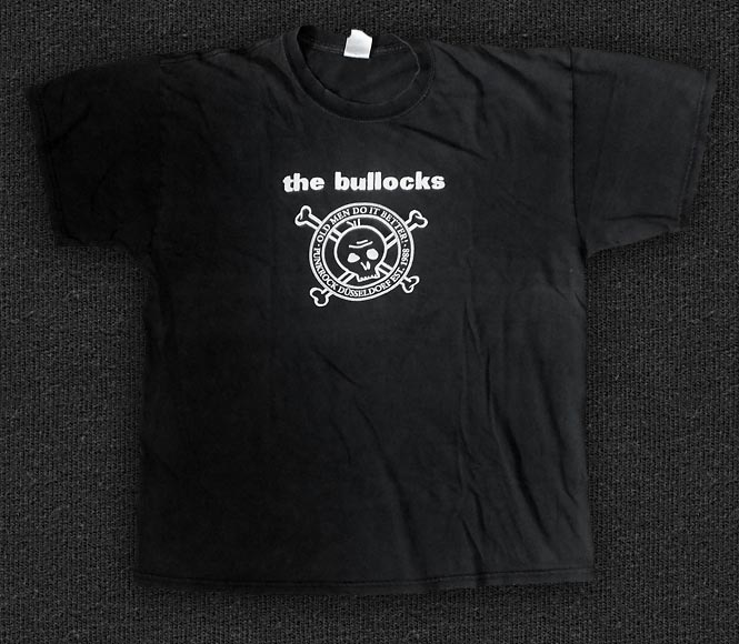 Rock 'n' Roll T-shirt - Bullocks - Old Men