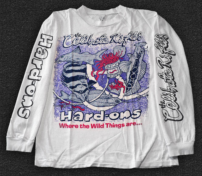 Rock 'n' Roll T-Shirt - The Celibate Rifles & The Hard-Ons