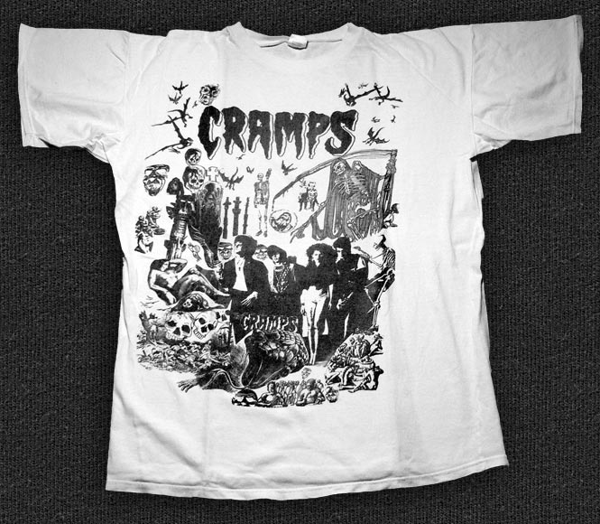 Rock 'n' Roll T-shirt - The Cramps