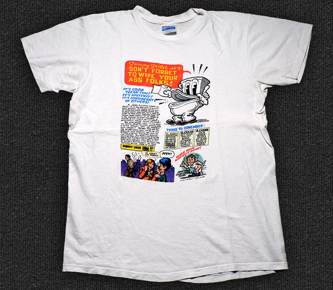 Rock 'n' Roll T-shirt - Robert Crumb