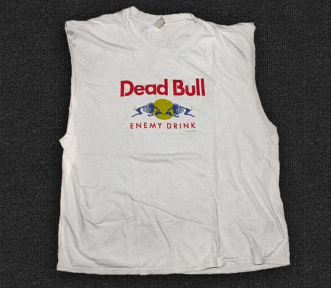 Rock 'n' Roll T-shirt - Dead Bull