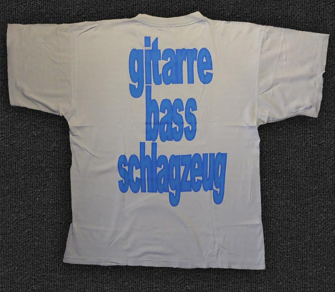 Rock 'n' Roll T-shirt - Die Ärzte-1994 - Back