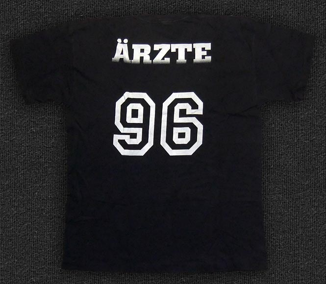 Rock 'n' Roll T-shirt - Die Ärzte-1996 - Back