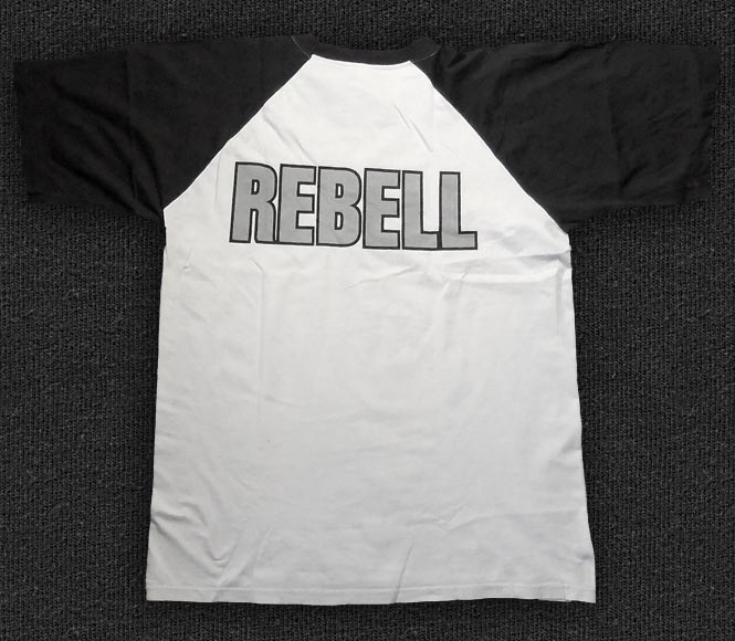 Rock 'n' Roll T-shirt - Die Ärzte-Rebell - Back