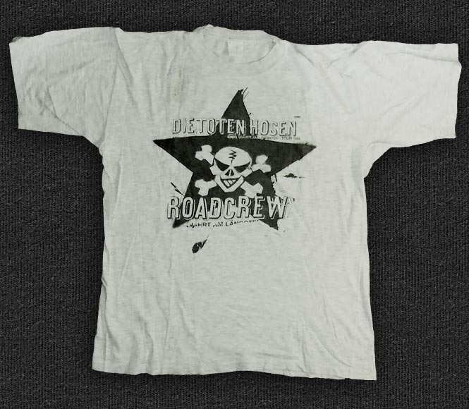 Rock 'n' Roll T-shirt - Die Toten Hosen - Roadcrew