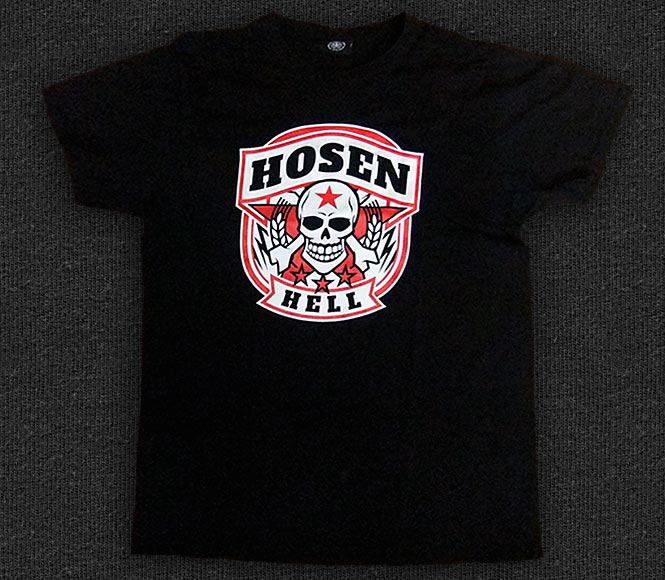 Rock 'n' Roll T-shirt - Die Toten Hosen - Hell