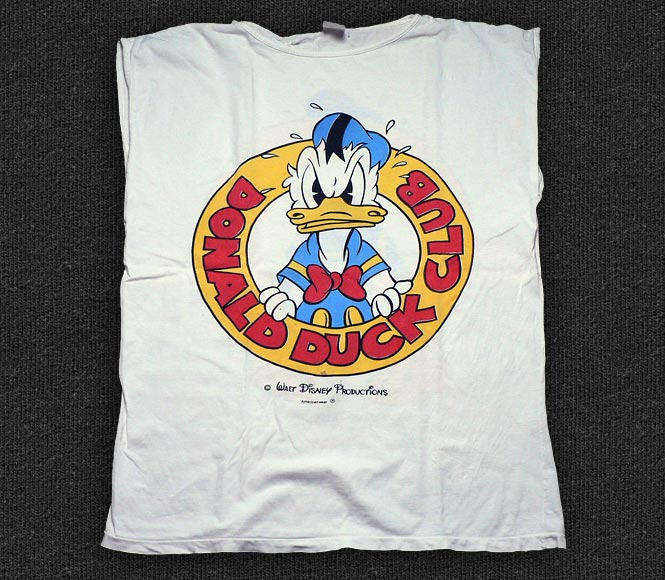 Rock 'n' Roll T-shirt - Donald Duck Club