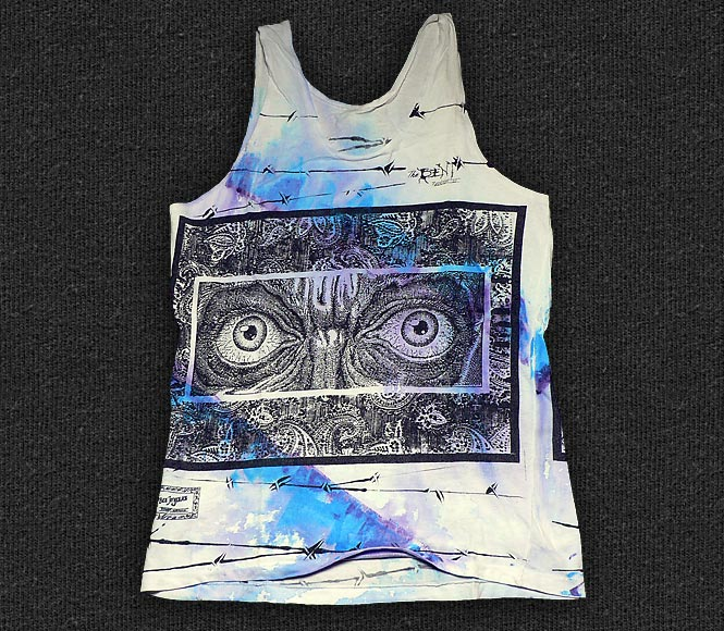 Rock 'n' Roll T-shirt - Eyes