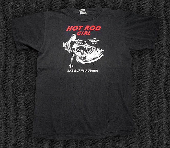 Rock 'n' Roll T-shirt - Hot Rod