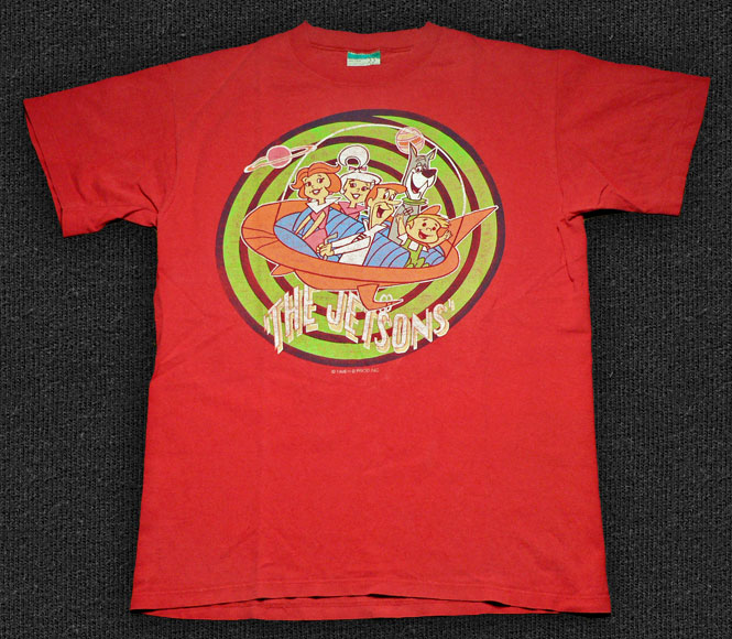 Rock 'n' Roll T-shirt - The Jetsons