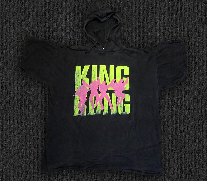 Rock 'n' Roll T-shirt - King Køng