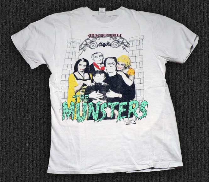 Rock 'n' Roll T-shirt - The Munsters