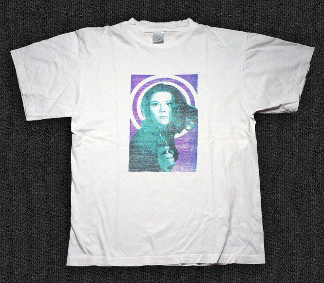 Rock 'n' Roll T-shirt - Emma Peel