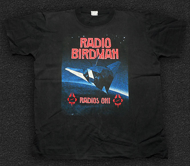 Rock 'n' Roll T-shirt - Radio Birdman-Radios On