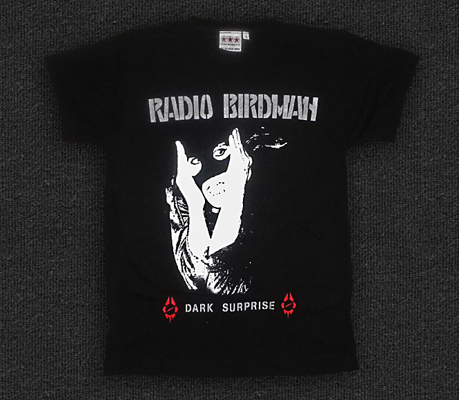 Rock 'n' Roll T-shirt - Radio Birdman-Dark Surprise