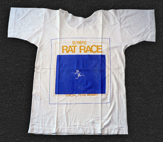 Rock 'n' Roll T-shirt - Rat Race