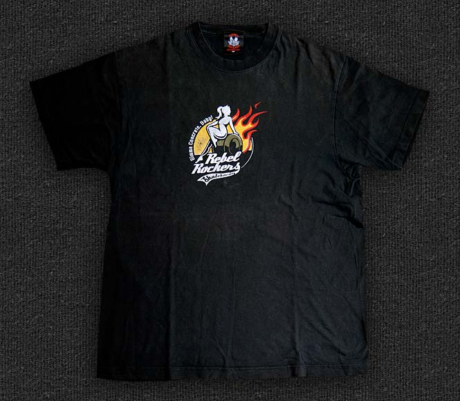 Rock 'n' Roll T-shirt - Rebel Rockers