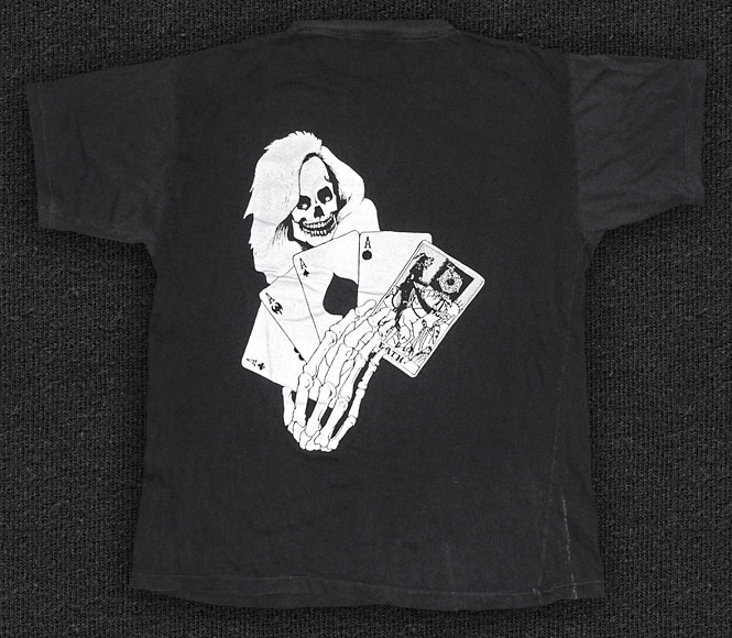 Rock 'n' Roll T-shirt - Samhain - Back