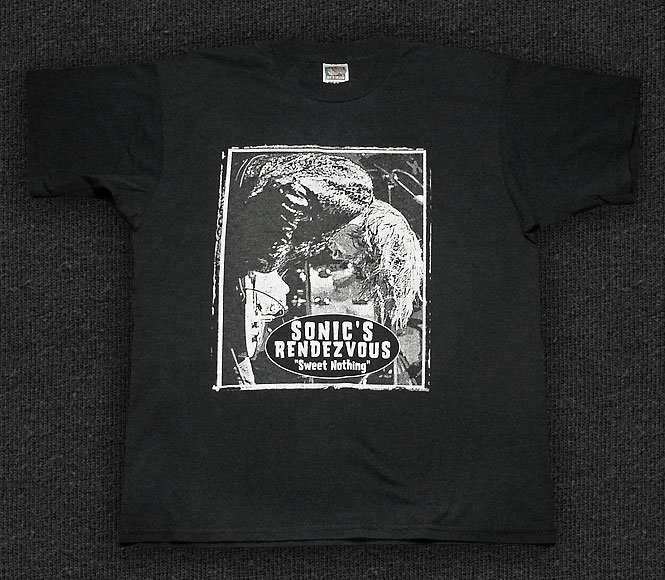Rock 'n' Roll T-shirt - Sonic's Rendezvous Band-Sweet Nothing