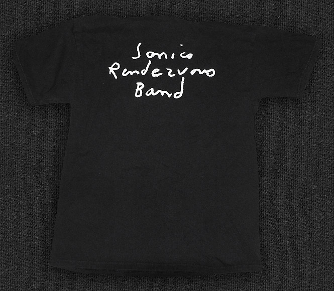 Rock 'n' Roll T-shirt - Sonic's Rendezvous Band - Lorial's - Back