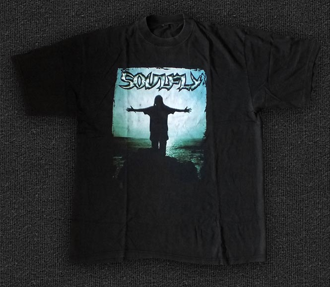 Rock 'n' Roll T-shirt - Soulfly - World Tour