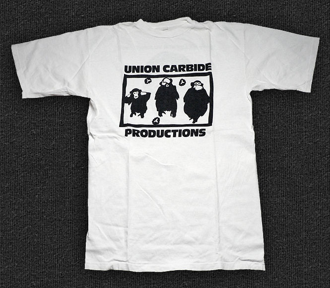 Rock 'n' Roll T-shirt - Union Carbide Productions-From Influence To Ignorance